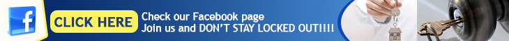 Join us on Facebook - Locksmith Canyon Country